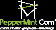 Peppermint Com' – Webdesign et communication graphique